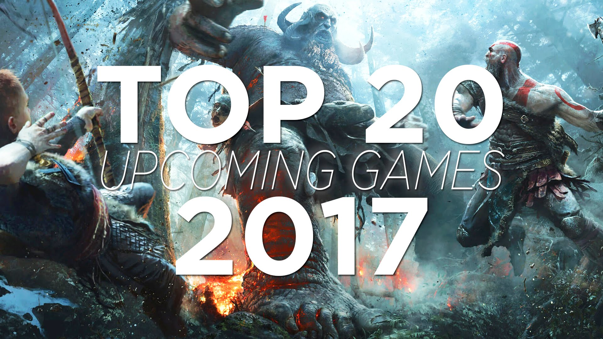 Games that will be released this year